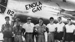 히로시마에 원폭을 투하한 마지막 군인이