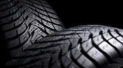 100원짜리 동전으로 타이어 마모 점검하는