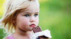 월마트 아이스크림 샌드위치, 실온서도