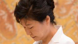 박근혜 지지율, 취임 후