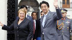 아베 중남미 방문 마무리 : 유엔 안보리 진출 사전