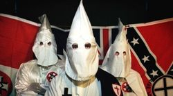 美, KKK 활동 백인 경찰
