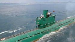 북한 잠수함 美, 러, 中 보다