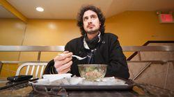뉴요커들은 혼자 저녁을 먹는다