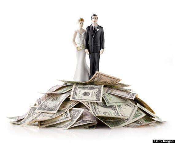 남녀 대학생이 생각하는 결혼비용은
