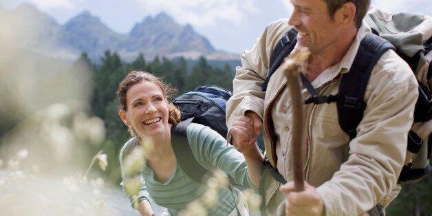 등산이 당신을 행복하고 건강하게 만드는