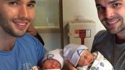 텍사스 게이 커플, 쌍둥이 아들을 빼앗길 위기에