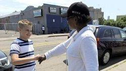 노숙자를 돕는 디트로이트의 12살