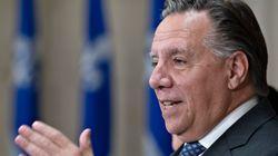 Surplus budgétaires: Legault sent qu'il a la légitimité de les utiliser à sa