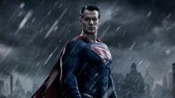 '배트맨 대 슈퍼맨'의 슈퍼맨 이미지 첫