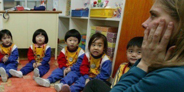 5세 이하 영유아의 68%가 사교육을 받고 있는 것으로