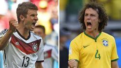 [준결승] 브라질 vs 독일 : 끝장을