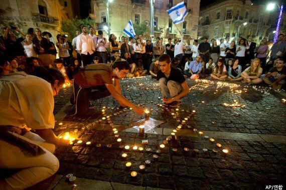 팔레스타인 긴장감 고조 : 실종 이스라엘 10대 3명 살해된 채