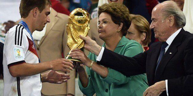 브라질 대통령, 또 야유 받다
