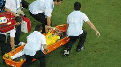 네이마르 부상, 브라질