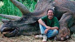 스티븐 스필버그가 공룡을