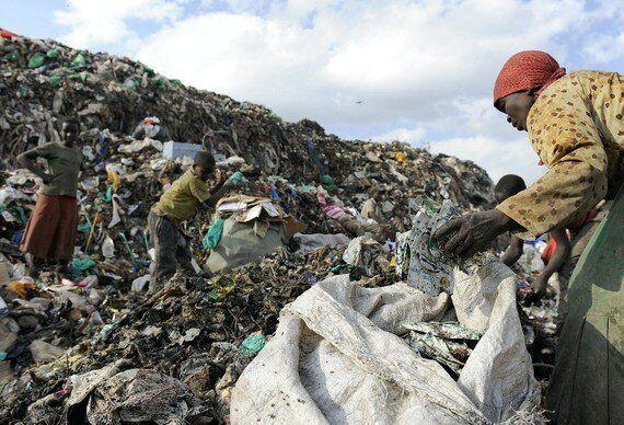 쓰레기는 쓰레기로 끝나지 않는다   버려진 물건들, 그 이후의
