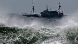 제주 전력설비 태풍 피해 막심 : 7년간 복구비