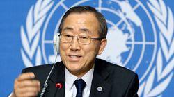 반기문, 국적 관계없이 UN 직원 동성결혼