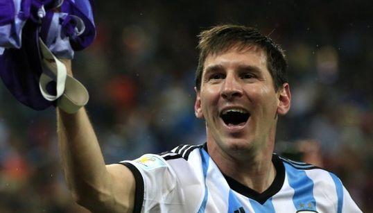 아르헨티나 결승 진출!