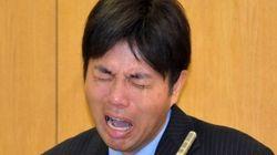 일본 정치인 '통곡 해명' 유튜브 강타!