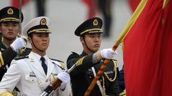 한국인, 중국의 경제 군사 팽창에 큰