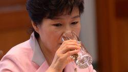 박 대통령 지지율 30%대로