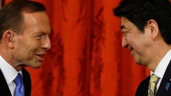 호주, 한국 정부의 뒤통수를