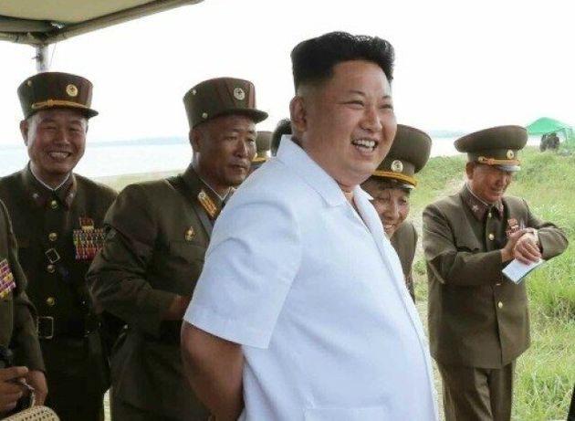 북한, 초정밀 전술유도탄 시험발사 성공