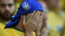 브라질 월드컵 준결승서 독일에 충격적
