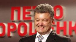 우크라이나 대통령된 초콜릿왕