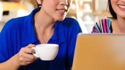 커피숍 무료 와이파이 개인정보