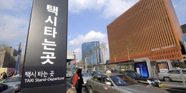 서울 택시 잘 잡히는 곳 공공데이터로