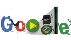 2014 월드컵 : 구글의 '금지된