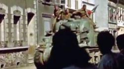 놀랍도록 생생한 2차대전 컬러 영상