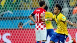 브라질, 개막전서 3-1