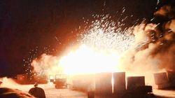 이라크 정부군 반군 바그다드 부근서 치열한