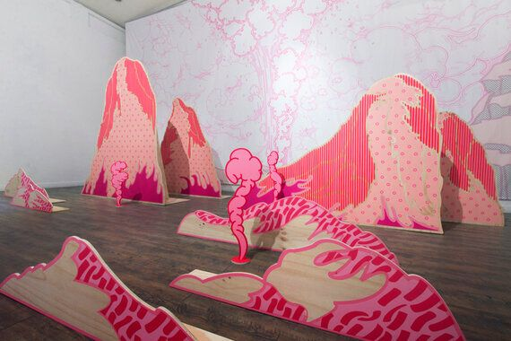 분홍빛 해방 | 이미정 《Pink