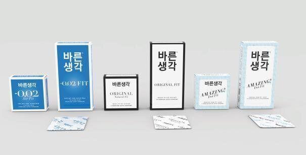 두산 박용만 회장 장남이 콘돔사업을 시작한