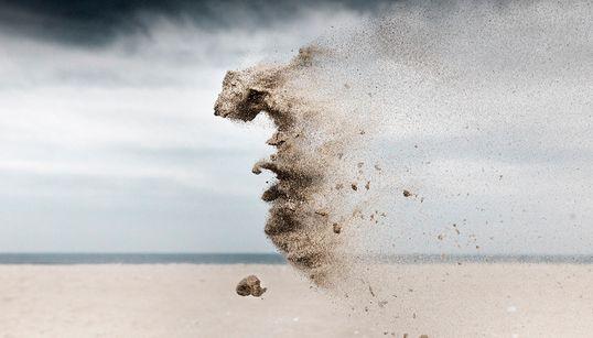 모래, 바람, 중력, 빛이 만들어낸 생명체