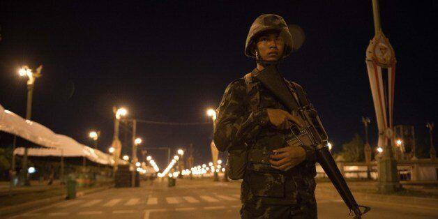 미국, 태국에 대한 경제 원조와 군사 협력 중단