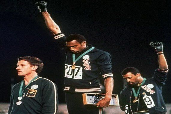 'Black Power Salute' 그들의 꿈은 어디까지