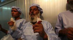 아프간 탈레반, 대선 투표자 손가락