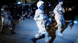 파키스탄 카라치 공항에 무장괴한 테러, 12명