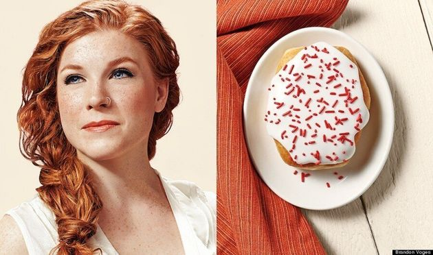 도넛으로 표현한 인물들, 당신은 어떤 타입의