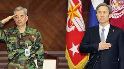 신임 국방부장관 한민구 국가안보실장