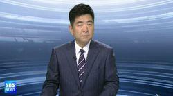 SBS 뉴스와 연평도 주민의 통화 도중 생긴