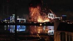 포항제철소 가스 폭발사고로 5명