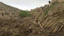 아프가니스탄 대규모 산사태, 2500여명 사망