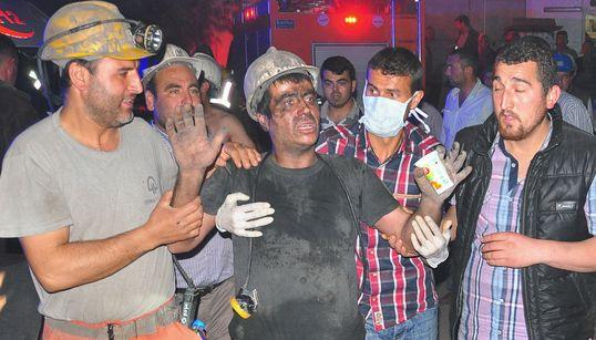터키 탄광폭발 사망자 201명...최악의 참사